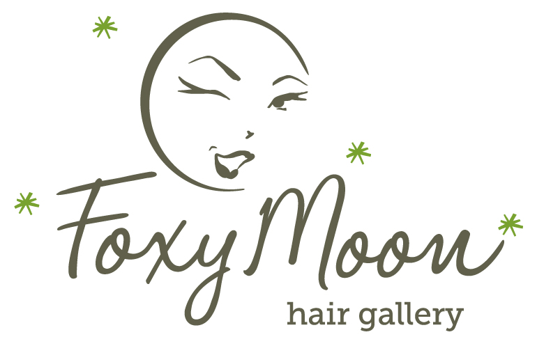 Foxy Moon Hair Gallery Logo